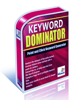 Product picture Latest Keyword Dominator 2012 + Master Resale Rights